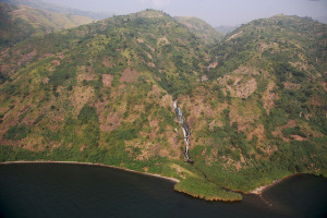 Democratic Republic of Congo. Shores of Lake Edward in Virunga National Park. Photo courtesy MONUSCO/Abel Kavanagh/ Flickr