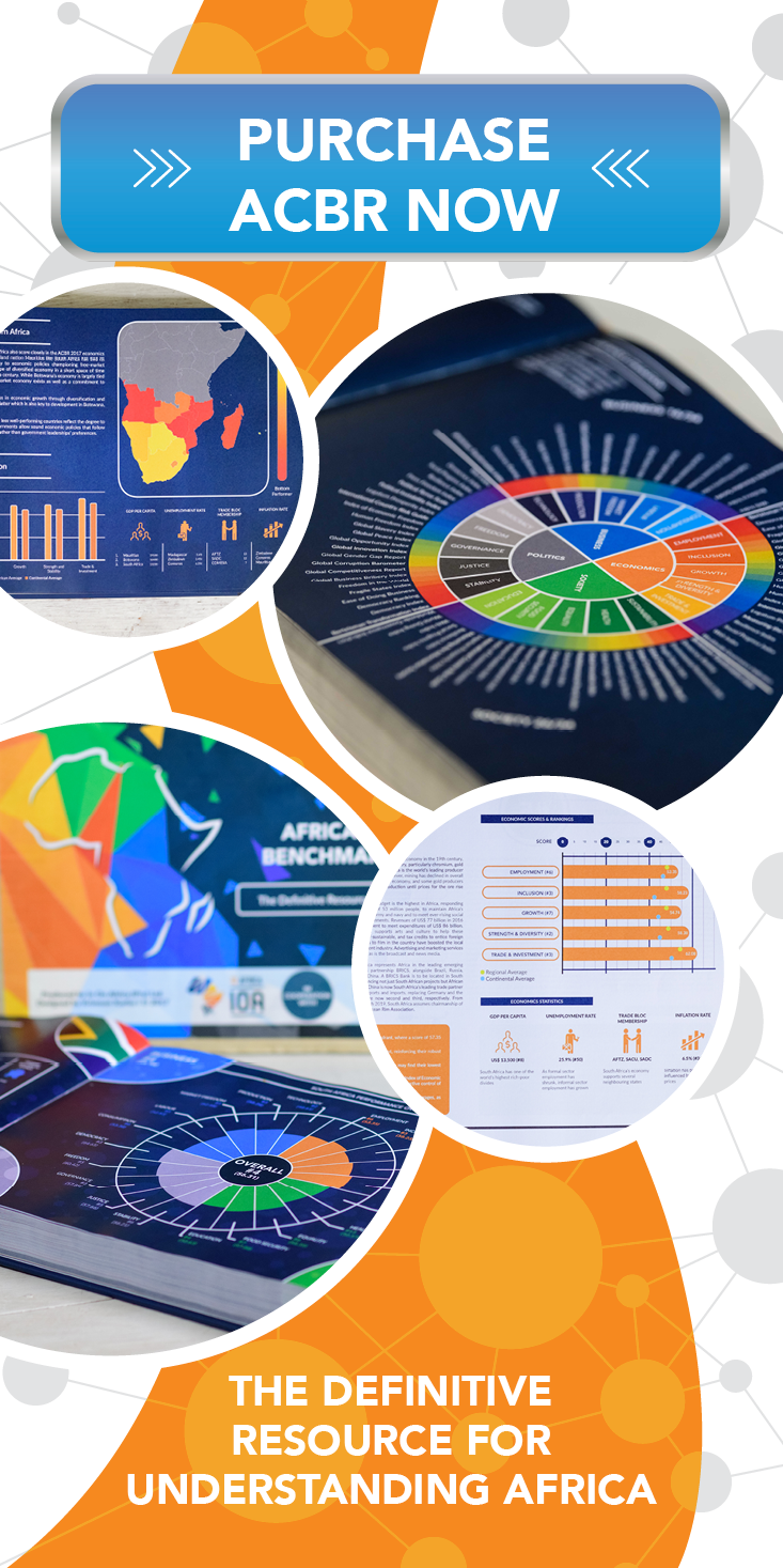 Africa Country Benchmark Report order banner